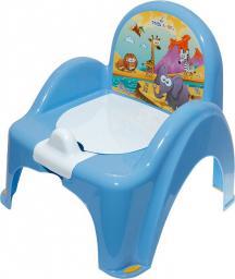 Tega Nocnik krzesełko Safari - niebieski (SF-010 -126)