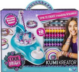 Spin Master Kumi Kreator  Tworzenie bransoletek 6038301 WB3