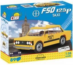 Cobi Cars FSO 1300 TAXI 125p (24547)