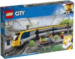 LEGO City Pociąg Pasażerski (60197)