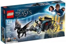 LEGO HARRY POTTER Ucieczka Grindewalda (75951)