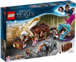 LEGO HARRY POTTER Walizka Newta Z Magicznymi Stworzeniami (75952)