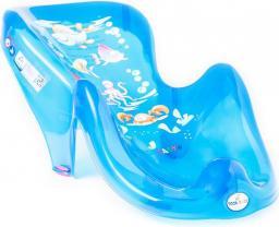 Tega Fotelik do kąpieli antypoślizgowy Aqua niebieski (AQ-003NOWY115)