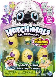Spin Master  Hatchimals 4 Pak Z Bonusem