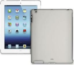 PURO Plecki iPad 2/new iPad, komaptybile z Apple Smart Cover IPAD2S3BCOVERGREY