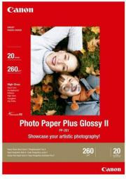 Canon papier Photo Plus Semi-glossy SG201 A4 (1686B024AA) 20 ark
