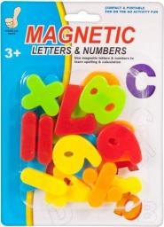 Mega Creative Cyferki magnetyczne 14x19 (406340)