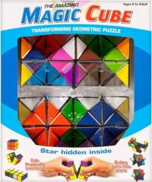 Mega Creative Kostka magic 15x18x4 (406354)