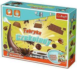 Trefl Zestaw kreatywny. Fabryka czekolady