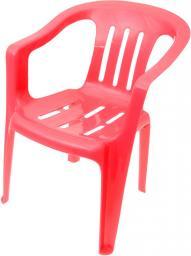 Tega Krzesełko Dziecięce Czerwone
