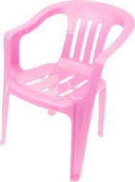 Tega Krzesełko Dziecięce j.Różowe