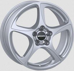 Ronal R53 Silver 5.5x14 4x98 ET35