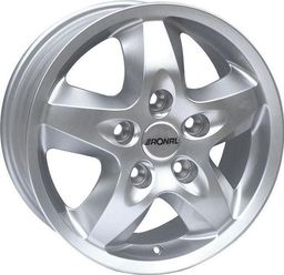 Ronal R44 Silver 6.5x16 5x160 ET60