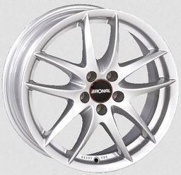 Ronal R46 Silver 6.5x15 5x100 ET38