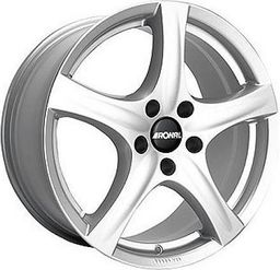 Ronal R42 Silver 5x14 4x100 ET38