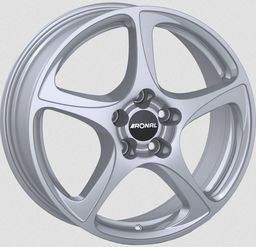 Ronal R53 Silver 5.5x14 4x100 ET44