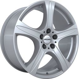 Ronal R55 Silver 8.5x18 5x130 ET55