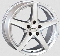 Ronal R41MX Silver 8x18 5x112 ET35
