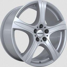 Ronal R55 Silver 9x19 5x130 ET55