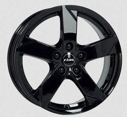 Rial KODIAK Black 7.5x17 5x112 ET38