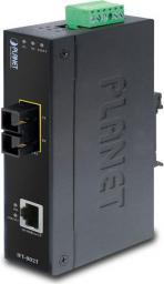 Konwerter światłowodowy Planet Przemysłowy 10/100Base-TX do 100Base-FX IFT-802T