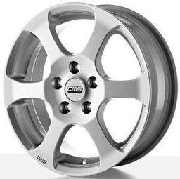 CMS C10 Silver 7.5x17 5x112 ET47