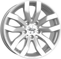 CMS C22 Silver 6.5x16 5x108 ET50