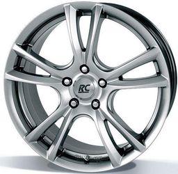 RC-Design RC11 Chromsilver 7x16 4x100 ET45