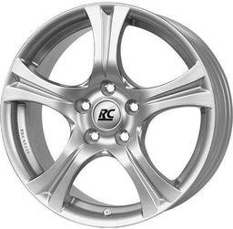 RC-Design RC14E RC D14 Silver 7.5x17 5x127 ET45