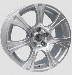 RC-Design RC15T Silver 7x17 5x115 ET43