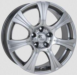 RC-Design RC15T Silver 6.5x16 6x130 ET62