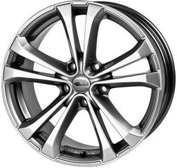 RC-Design RC17 Chromsilver 7.5x17 5x120 ET35