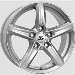 RC-Design RC24 Silver 6x15 5x105 ET39