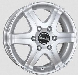 Proline PVT Silver 6.5x16 5x130 ET60