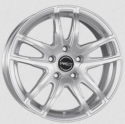 Proline VX100 Silver 5.5x14 4x108 ET24