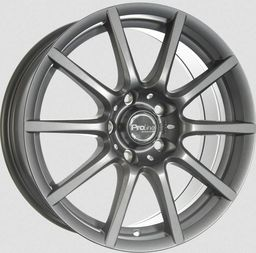Proline CX100 Matt Grey 6.5x15 5x114.3 ET45