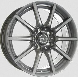 Proline CX100 Matt Grey 7x16 5x108 ET45