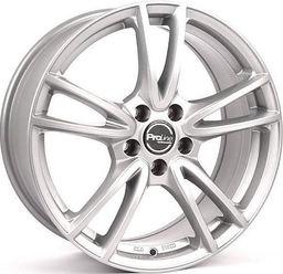 Felga PROLINE CX300 Silver 7.5x17 5x114.3 ET49