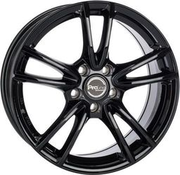 Proline CX300 Black 6.5x16 5x100 ET38