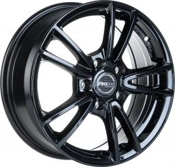 Proline CX300 Black 6.5x15 5x100 ET38