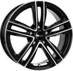 RC-Design RC27 Black Polished 7x17 5x112 ET47