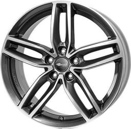 RC-Design RC29 Himalaya Grey Polished 7.5x17 5x112 ET45