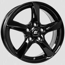 RC-Design RC30T Black 6x15 4x98 ET35