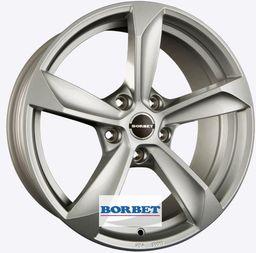 Borbet S Silver 8.5x19 5x112 ET30