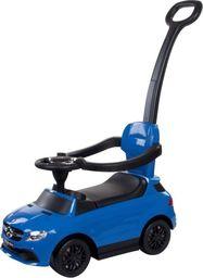 Sun Baby Jeździk Mercedes - Benz GLE 63 AMG z popychaczem - niebieski