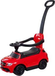 Sun Baby Jeździk Mercedes - Benz z popychaczem - czerwony