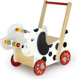 Viga Pchacz chodzik wózek - Piesek dalmatyńczyk