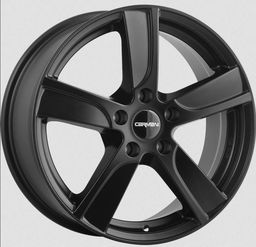 Carmani CA12 Matt Black 6.5x16 5x108 ET45