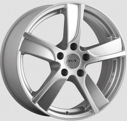 Carmani CA12 Silver 6.5x15 5x112 ET45