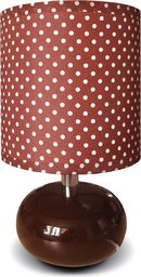 Lampa stołowa MW-Light Megapolis z abażurem  (607030301)